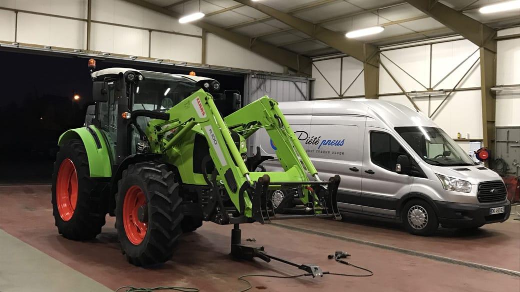 slider Atelier pneu agraire