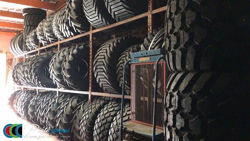 stock pneus remorques agricoles