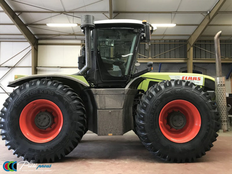 remplacement-pneus-forestiers-tracteur-2-CLAAS XERION 3800